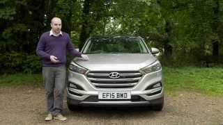 Hyundai Tucson 2015 review | TELEGRAPH CARS