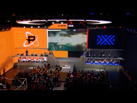 NYXL Vs. Fusion - A Rivalry For The Ages | Overwatch League 2020 | Week 3