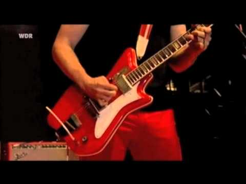 The White Stripes - Rock Am Ring - 12 Blue Orchid