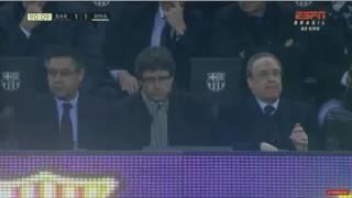 Barcelona vs real madrid 1-1 (RESUMEN GOLES)