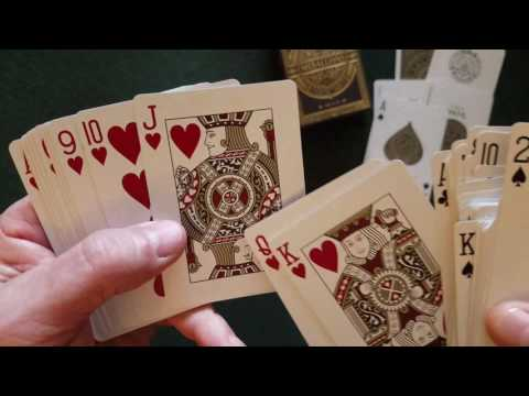 Deck Review: Medallions Deck By Theory 11