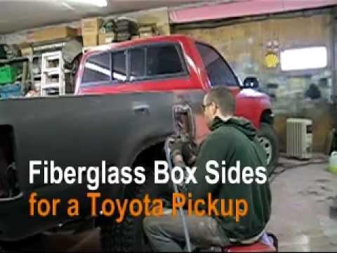 Toyota box fix - YouTube