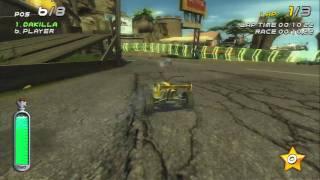 Smash Cars Arcade Racing Game HD PlayStation Network trailer