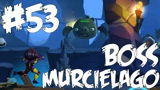 #53 Boss Murcielago Angry Birds Transformers