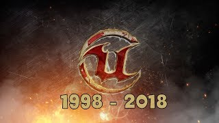 История / Эволюция Unreal Tournament ( Unreal )