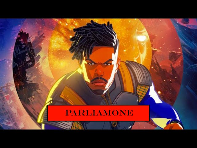What If... 6x03 - Killmonger salva Tony Stark - PARLIAMONE