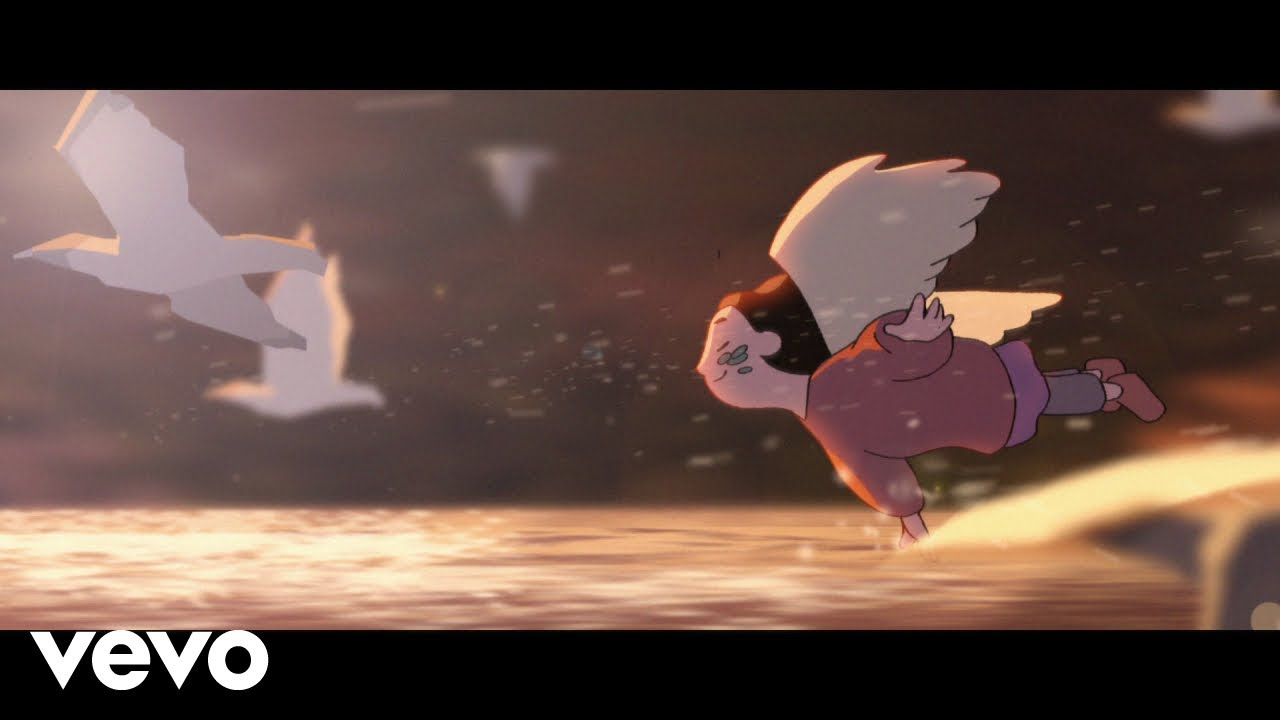 Imagine Dragons - Birds (Animated Video)