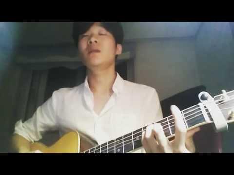 폴킴 - 비 (Paul kim - rain) guitar cover