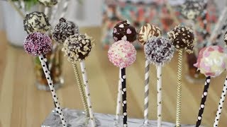 Cake pops Как Приготовить Кейк Попсы Видео Рецепт