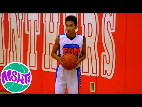Isaiah LeBlanc is SILKY SMOOTH in Dallas - Class of 2020 - THE LEAGUE DALLAS - MSHTV South