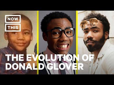 Эволюция Дональда Гловера