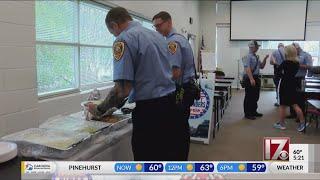 CBS 17 Cares: Apex Fire Department