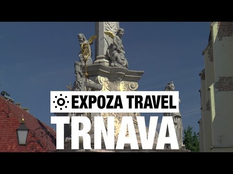 Trnava (Slovakia) Vacation Travel Video Guide