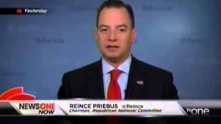 RNC Chairman Reince Priebus Interviews with Roland Martin on TVOne