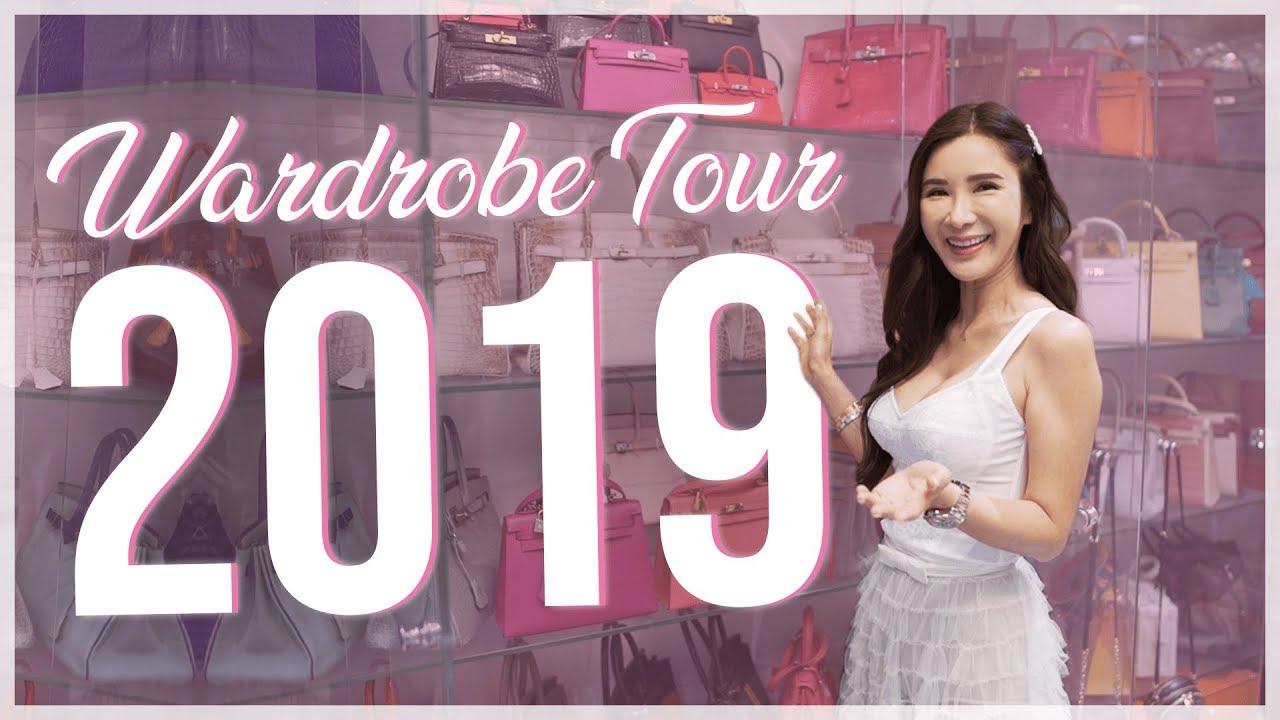 Download WARDROBE + ROOM TOUR 2019   JAMIE CHUA