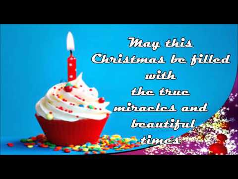 Merry Christmas 2015 - Merry Christmas E-card, Christmas Greetings, Song, Whatsapp Music Video