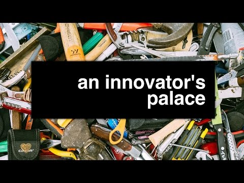 An Innovator's Palace: Touring Our New Digs at mHUB