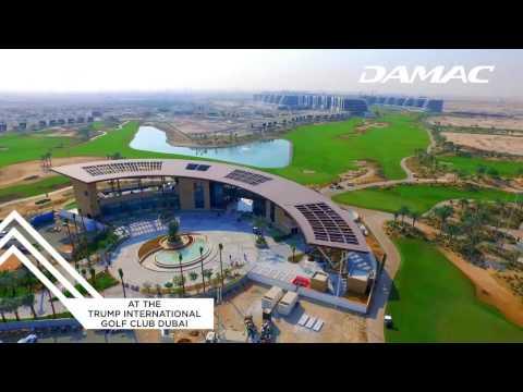 Trump Estates at DAMAC Hills  | DAMAC Properties