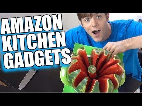 5 Amazon Kitchen Gadgets - Food Gadgets Real Life Test | TC #192