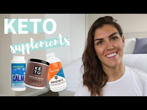 KETOGENIC SUPPLEMENTS | Guide to Supplements for a Keto Diet