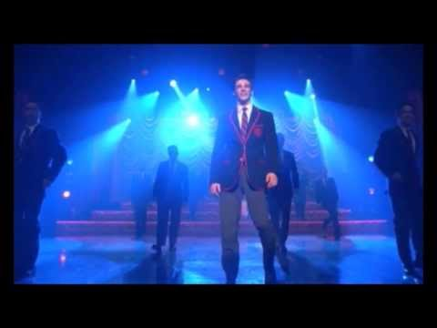 Glee |  Full Performance Glad You Came The Wanted