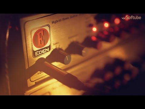 UAD Eden® WT800 Bass Amplifier Plug-In by Softube