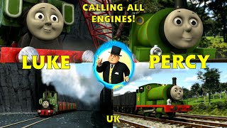 Calling All Engines! - Luke and Percy - UK - HD