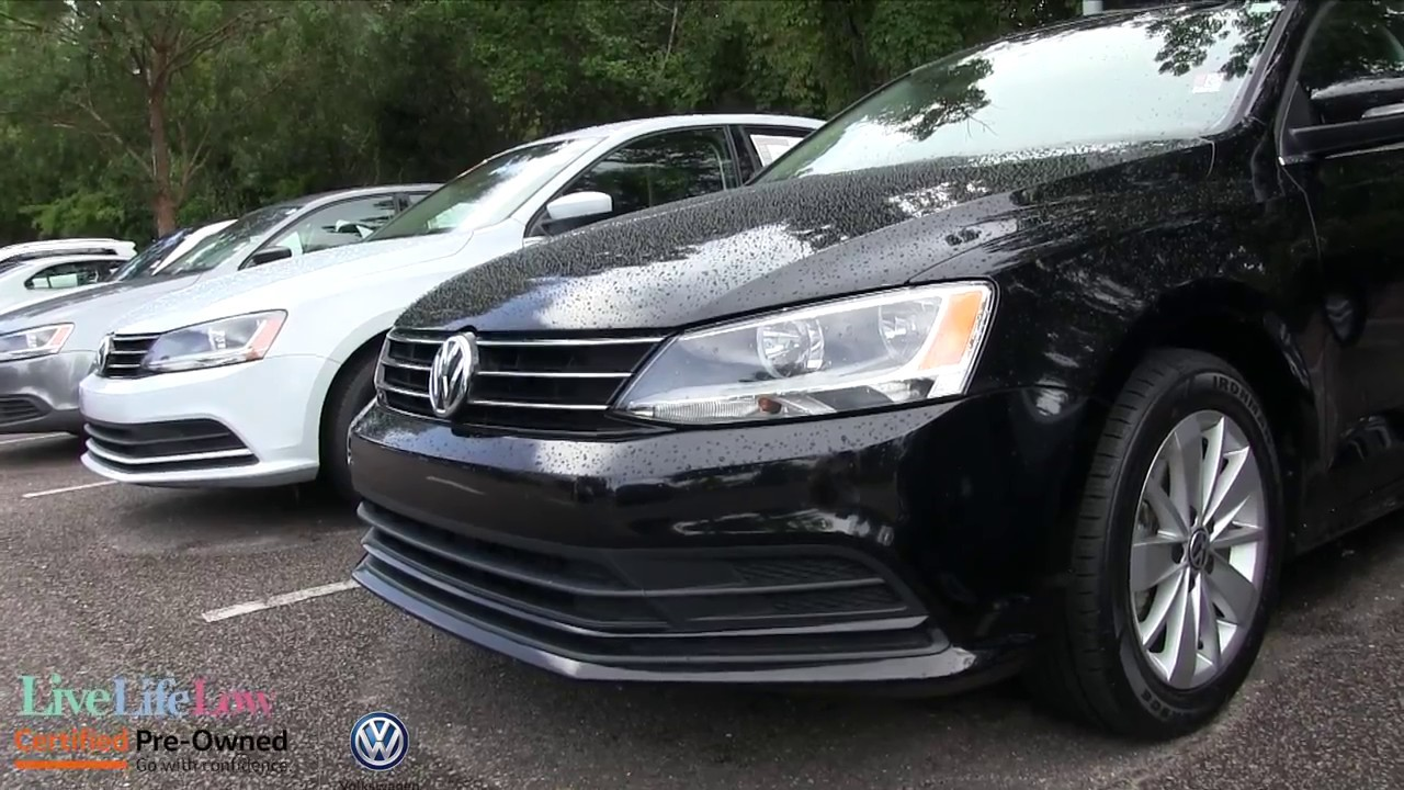 Volkswagen Mt Pleasant >> 2015 Vw Jetta Se For Sale Review At Low Country Vw Mount Pleasant Sc