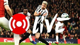 10 PREMIER LEAGUE HOME WINS IN A ROW! | Arsenal 2 - 0 Newcastle | Arsenal Nation Live Analysis
