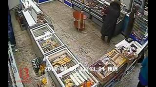 Кража в Лесосибирске