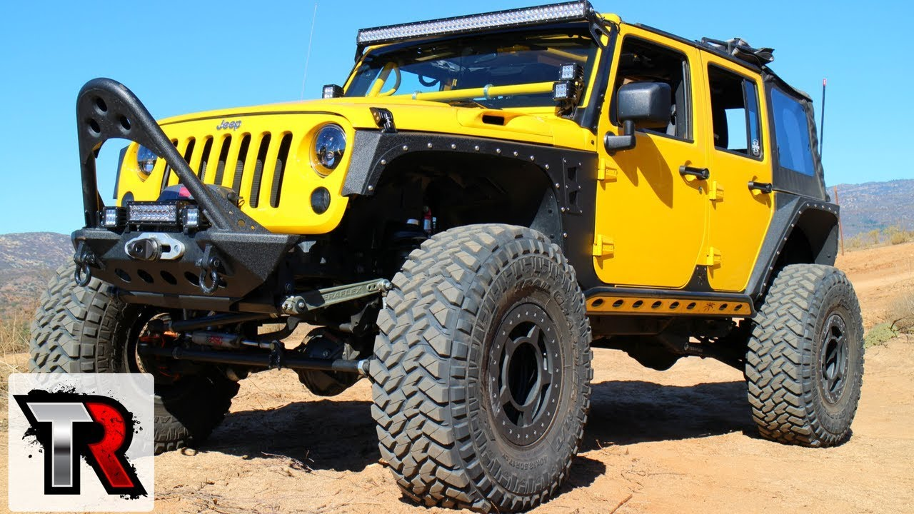 Jeep Wrangler Rollinu0027 On 40 Inch Tires   Rig Walk Around Ep. 6