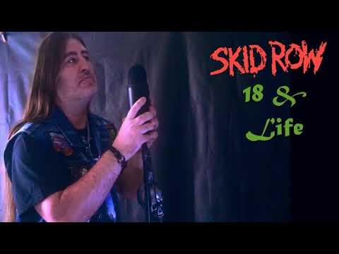 """Skid Row """" 18 & Life """" ( vocal cover )"""