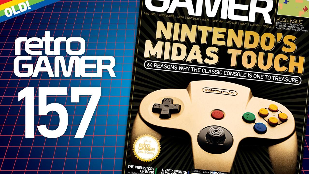 Inside Retro Gamer - Issue 157