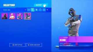 The New FREE ICONIC SKIN STYLES in Fortnite (iconic Skin Styles)