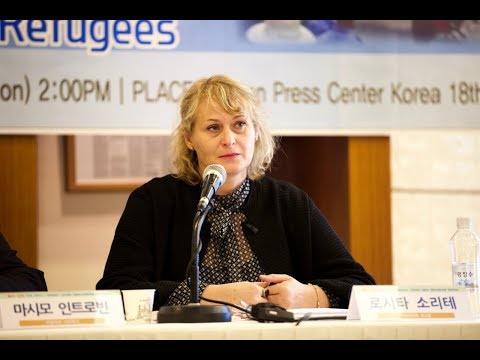 【Lecture by Rosita Šorytė】Religious Persecution, Refugees, and Right of Asylum