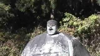 万治の石仏(まんじのせきぶつ)