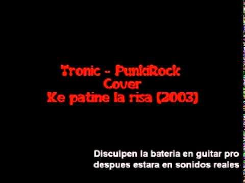 Tronic -  PunkiRock (Cover).