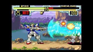 [TAS] SKS Gundam Wing: Endless Duel (SNES) Wing Gundam [1080p]