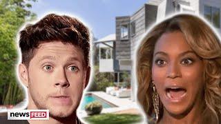 Beyonce & Niall Horan TARGETED By Robbers & Home Intruders!
