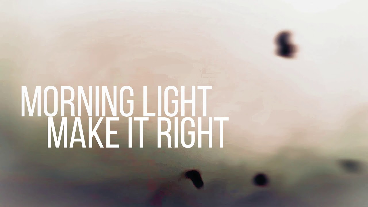"Be Well ""Morning Light"" (Lyric Video)"