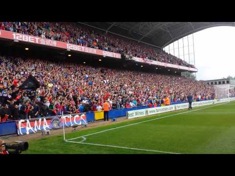 Glad all over - Palace Fans
