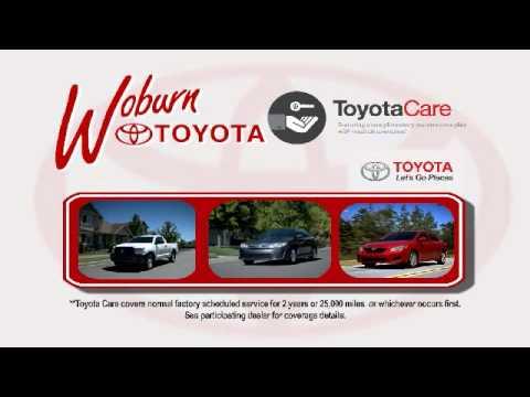 Zero Percent Financing On 10 New Toyota Models!