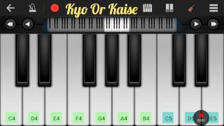 Tere Naam Piano Notes   Salman Khan Songs    By Dev