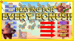El Jackpotto Challenge !!! Playing for EVERY BONUS!!