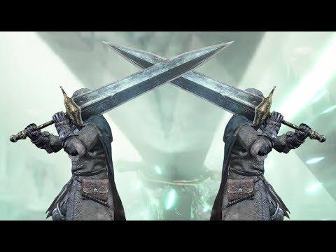 Dark Souls 3 PvP - Majestic Moonlight Men 2v2s