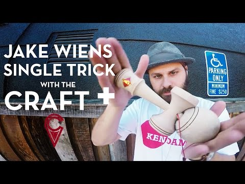 Jake Wiens - Single trick with the Craft Plus