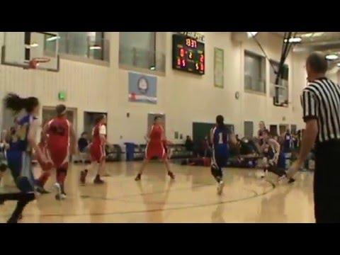 Monticello 7th Grade Girls Traveling Basketball - Sauk Rapids Tournament 12.6.15