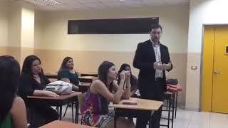 PROFESOR BAILANDO SCOOBY DOO PAPA