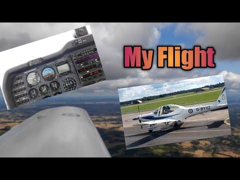 My Air Cadet Flight Experience
