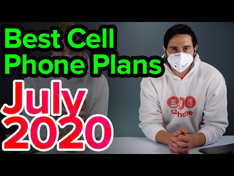 Best Cell Phone Plans [July 2020]